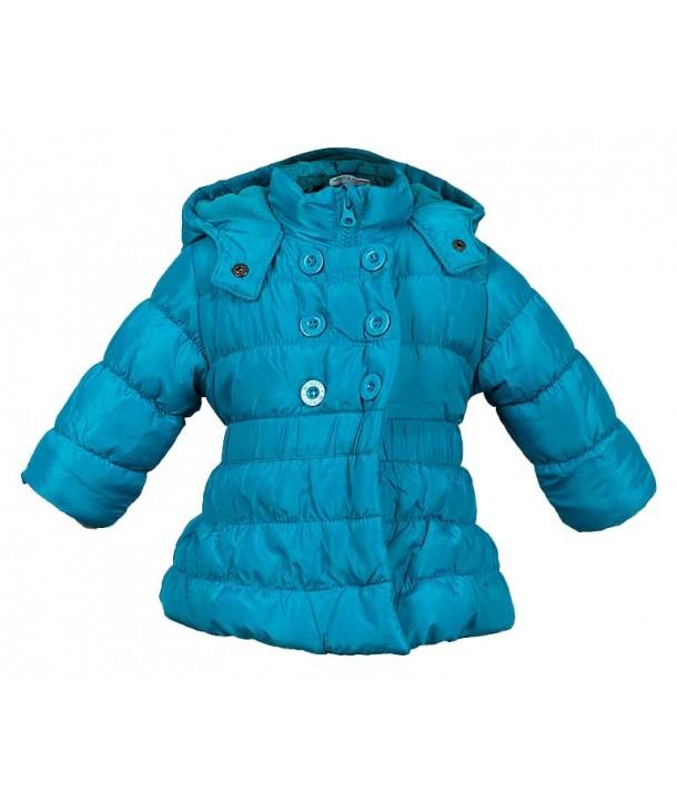 Geaca Minoti bleu pentru fetite
