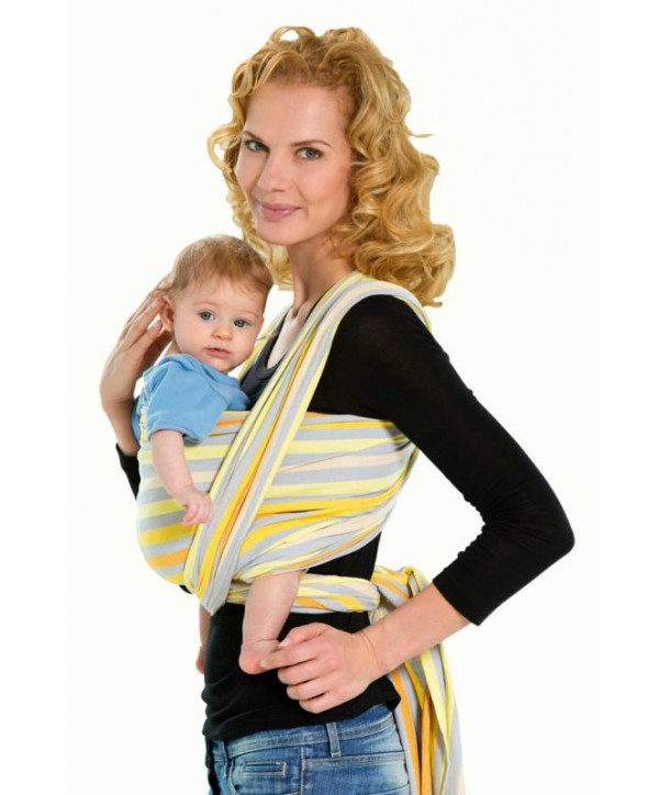 Symbol Babytrage Carry Sling Saffron 450
