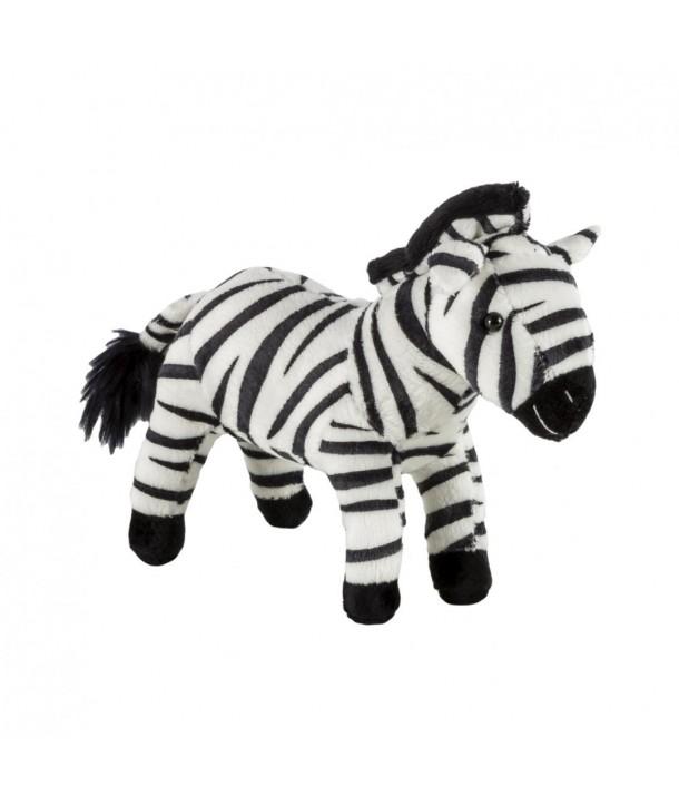 Pluș zebră, 19 cm