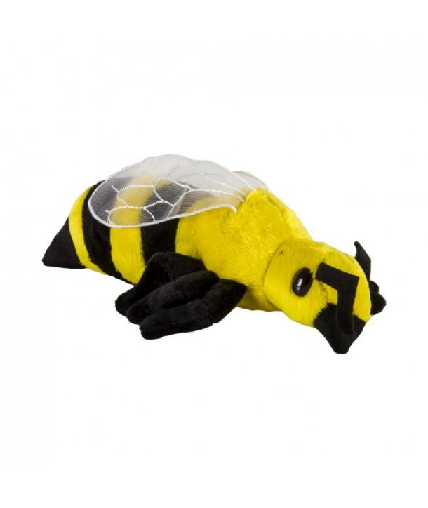 Pluș albinuță, 19 cm