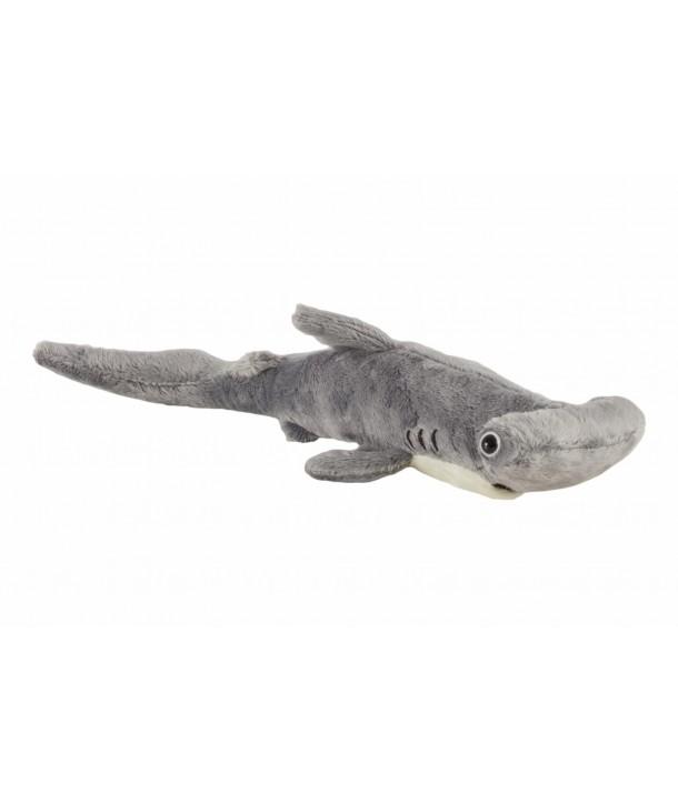 Pluș rechin ciocan, 29 cm
