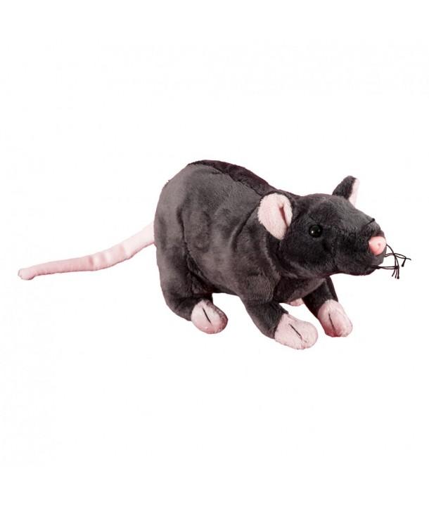 Pluș șobolan, 19 cm