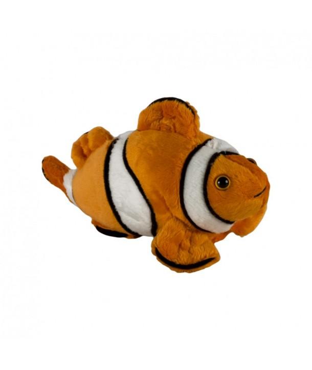 Pluș pește clovn, 19 cm