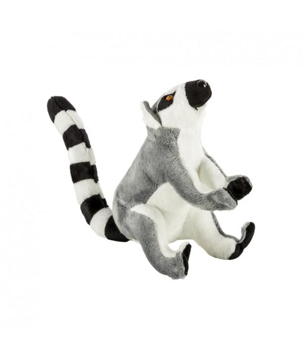 Pluș lemur, 18 cm