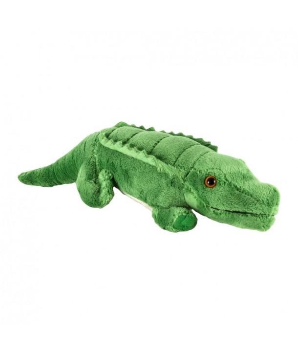 Pluș crocodil, 28 cm