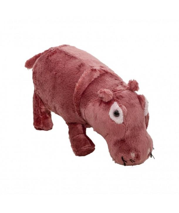 Pluș hipopotam, 23 cm