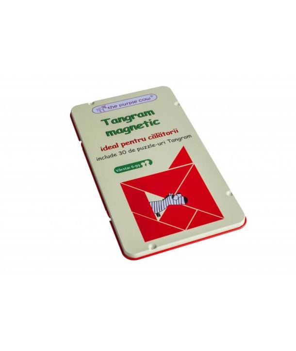 Joc magnetic - Tangram