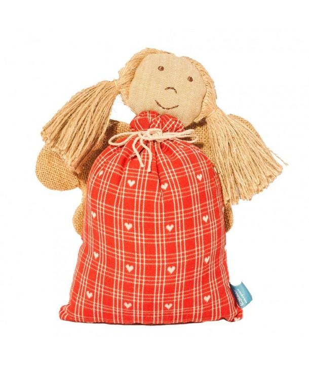 Jucarie Textila Angel Doll 22 cm UG-AF01
