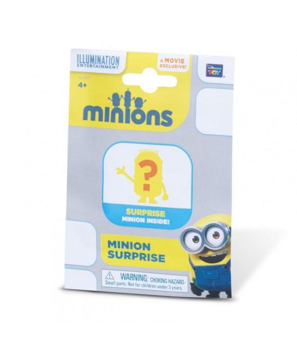 MINIONS - Minifigurine surpriza,div. per