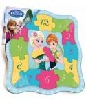 Puzzle ceas, Frozen-A