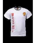 """Tricou alb pentru baieti """"Manchester United"""""""