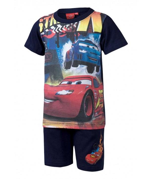 Set Cars Disney bleumarin pentru baieti