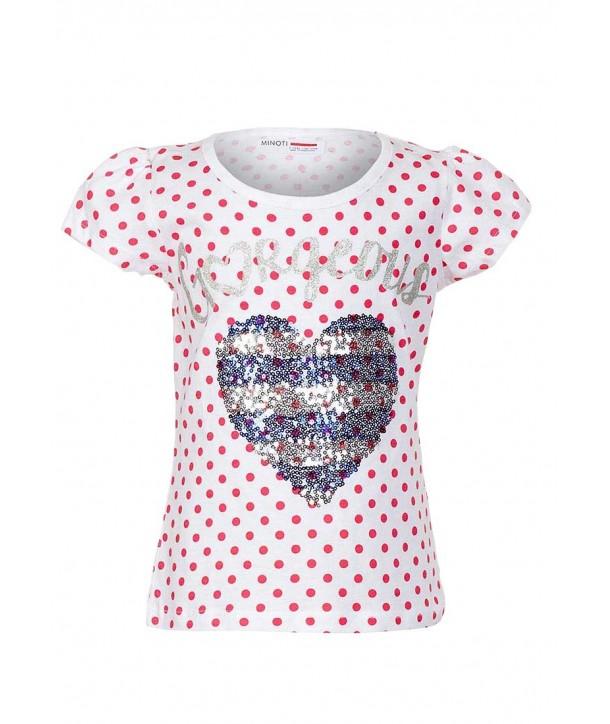 Bluza Minoti Glamour rosu fete