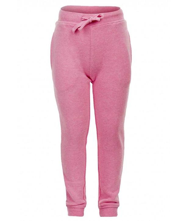 Pantaloni trening roz pentru fete