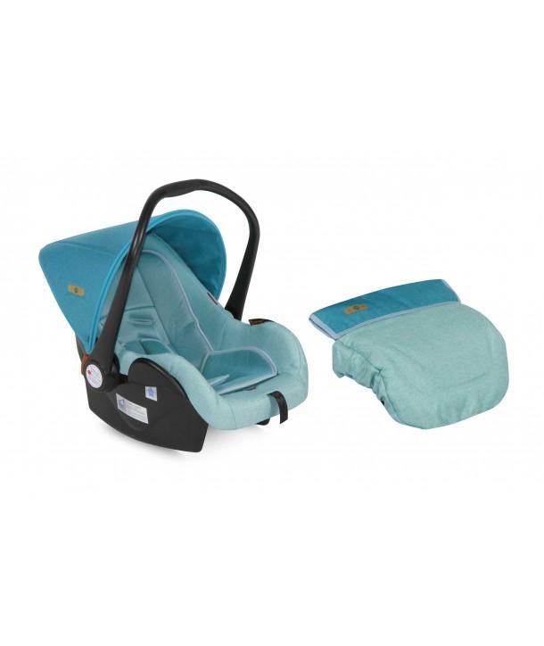 Cos Auto 0-13 Kg LIFESAVER Aquamarine - Lorelli Premium