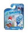 Set 2 Strumfi- Papa Smurf si Smurfwillow