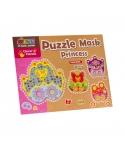 Masca din puzzle- Printesa