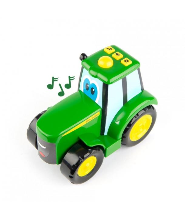 Tractoras Johnny cu lumini si sunete