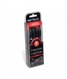 SERIOUX 2X RCA M - 2X RCA M CABLE 1.5M