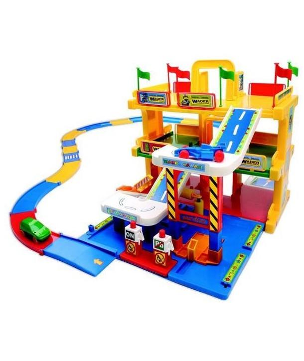 Garaj cu 3 nivele - Wader