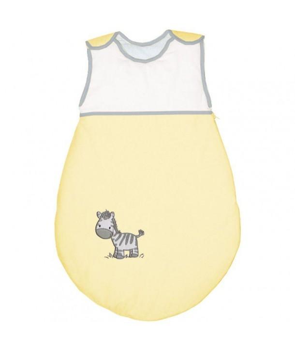 Sac de dormit Mammy Zebra Galben - Ceba Baby