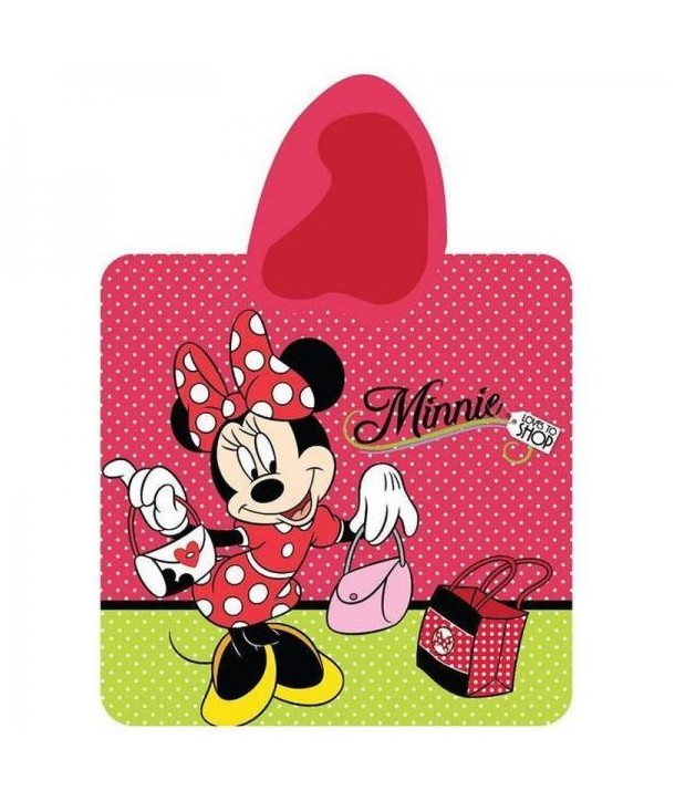 Poncho Minnie Mouse 60X120 STC03PT