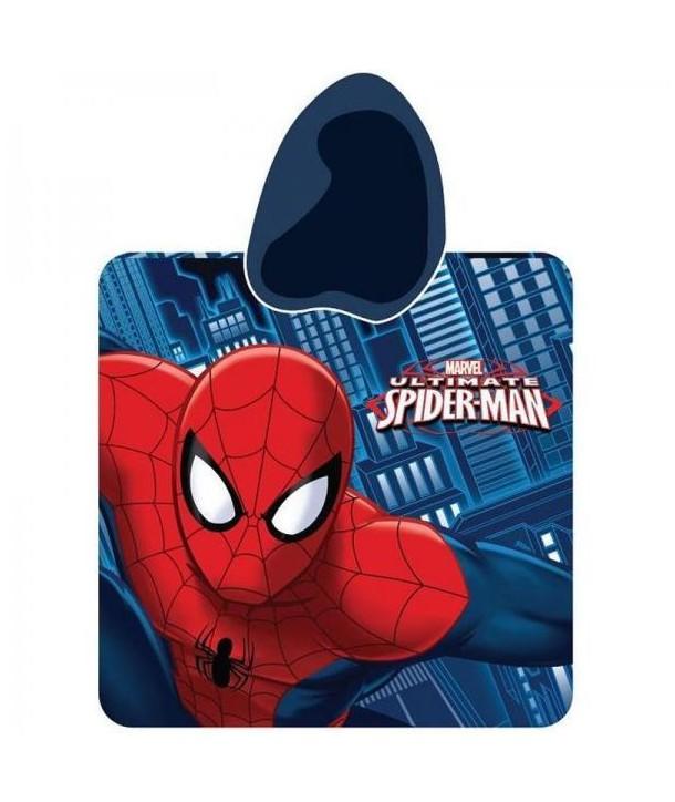 Poncho Spider Man 60X120 SM02PT