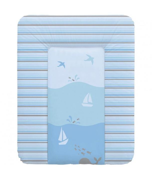Saltea de infasat Sealboats - Ceba Baby