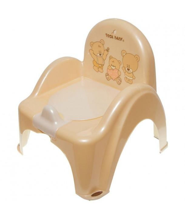 Olita tip scaunel Ursulet - Tega Baby