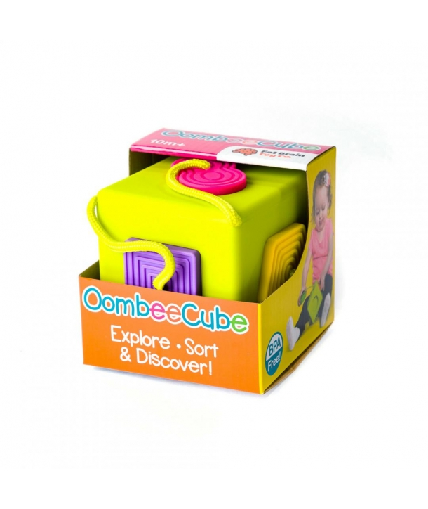 Fat Brain- Cub cu forme Oombee
