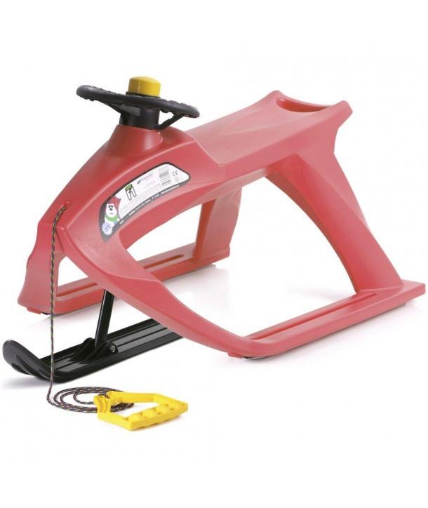 Sanie F1 Control - Prosperplast - Rosu