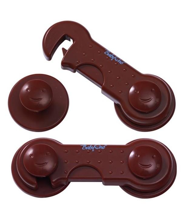 Set protectie pentru usi de dulap - BabyOno