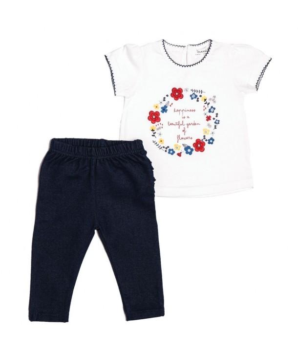 Set bluza cu pantalonasi