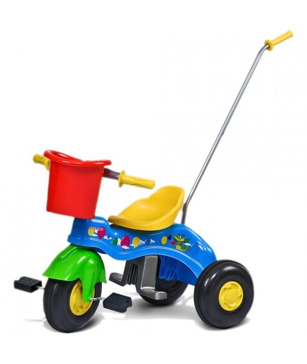 Tricicleta Junior - Marmat - Albastru