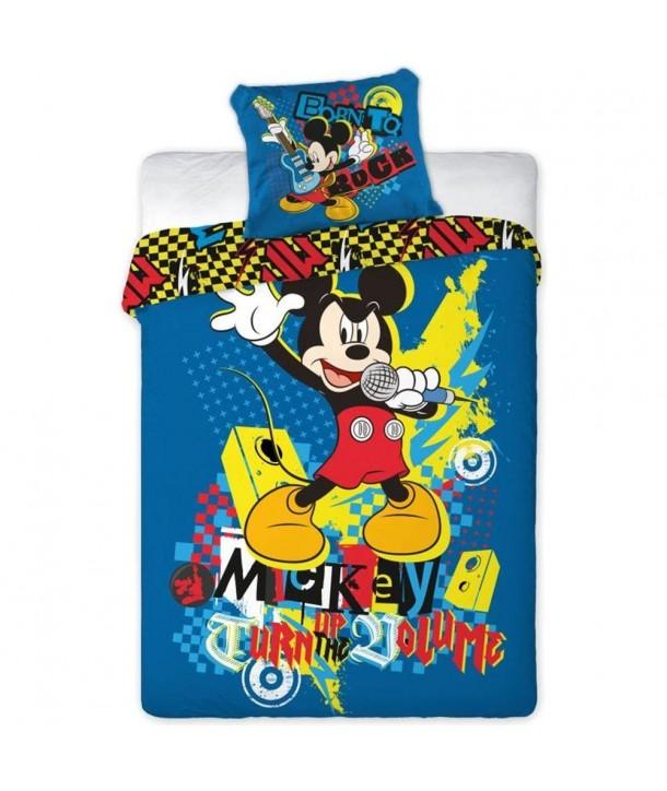 Lenjerie de pat Mickey Mouse 160x200 cm MM6895