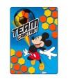Patura acrilic Mickey 02B 80x110cm