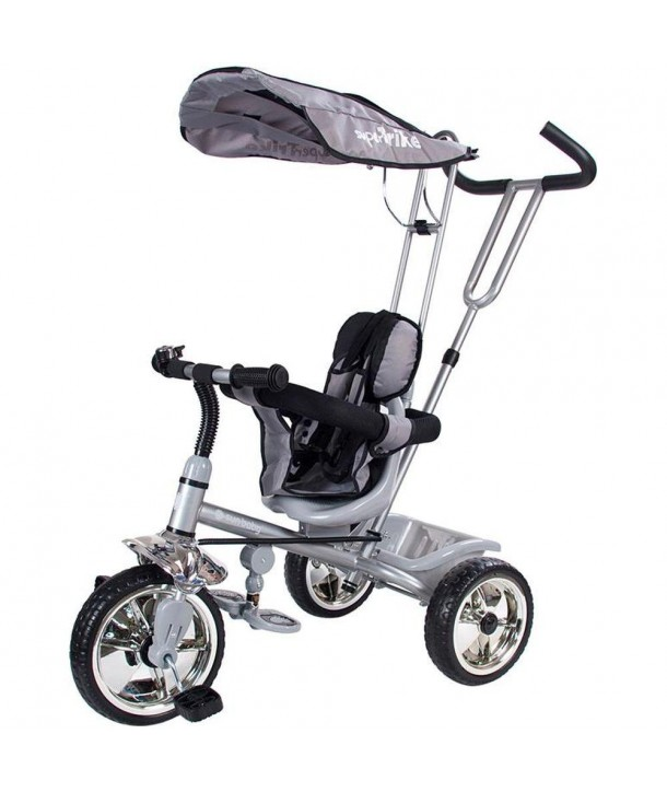 Tricicleta Super Trike - Sun Baby - Gri
