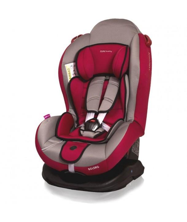 Scaun auto Bolero - Coto Baby - Rosu