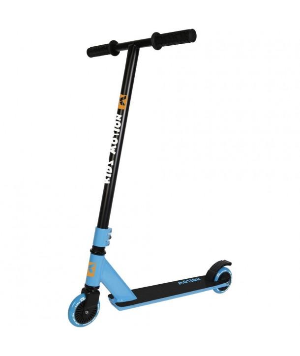 Trotineta universala Blazer Stunt - Kidz Motion - Albastru