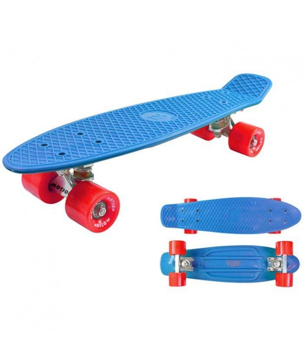 Skateboard All Age - Kidz Motion - Albastru