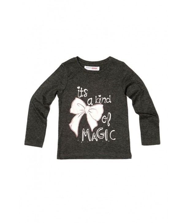 "Bluza ""It's a kind of magic"" neagra"