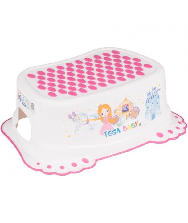 Inaltator toaleta Little Princess - Tega Baby - Alb