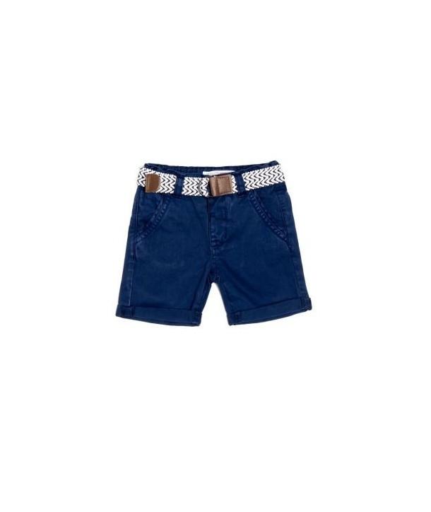 Pantaloni scurti chino albastru