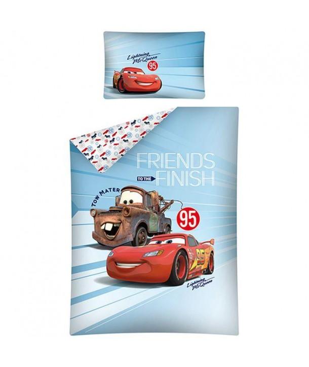 Lenjerie de pat Cars 100x135 cm CARS 28B