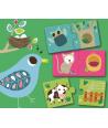 Puzzle duo Djeco Habitat