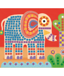 Mozaic Djeco Animale pentru cei mici