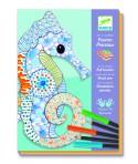 Atelier creativ desen - motive artistice Djeco