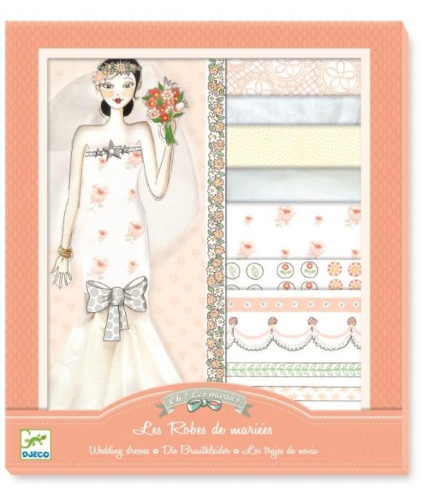 Atelier de modă Djeco rochii de mireasă