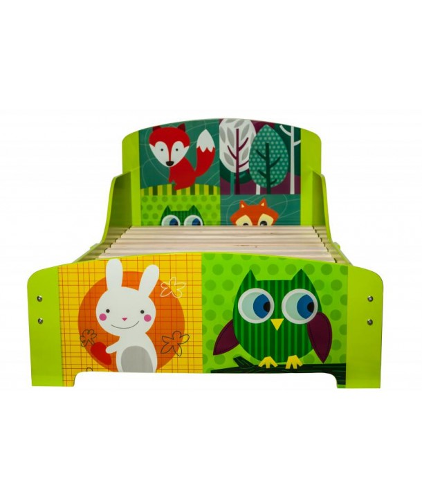 Pat Junior Red Fox & Owl UMPJ01-FOX