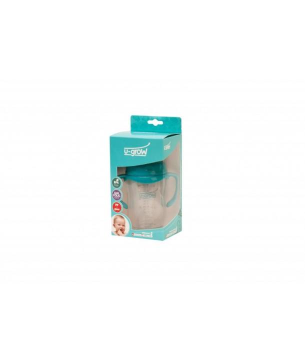 Biberon Sticla 120 ml Gat Larg UG A-1055